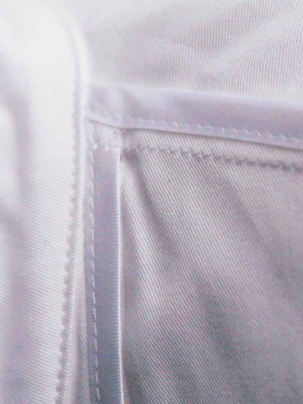 Afbeelding van koksbuis met witte stof