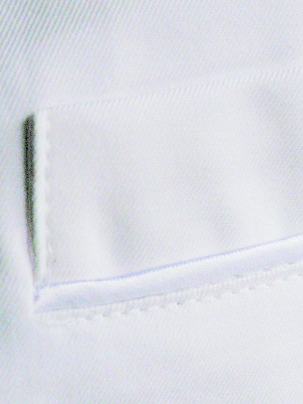 Afbeelding van een witte koksbuis