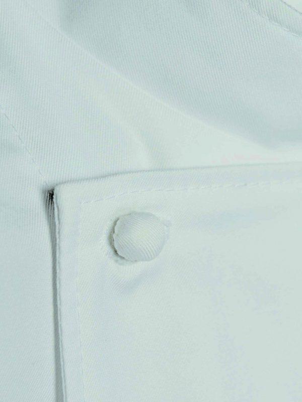 Afbeelding knoop koksbuis wit