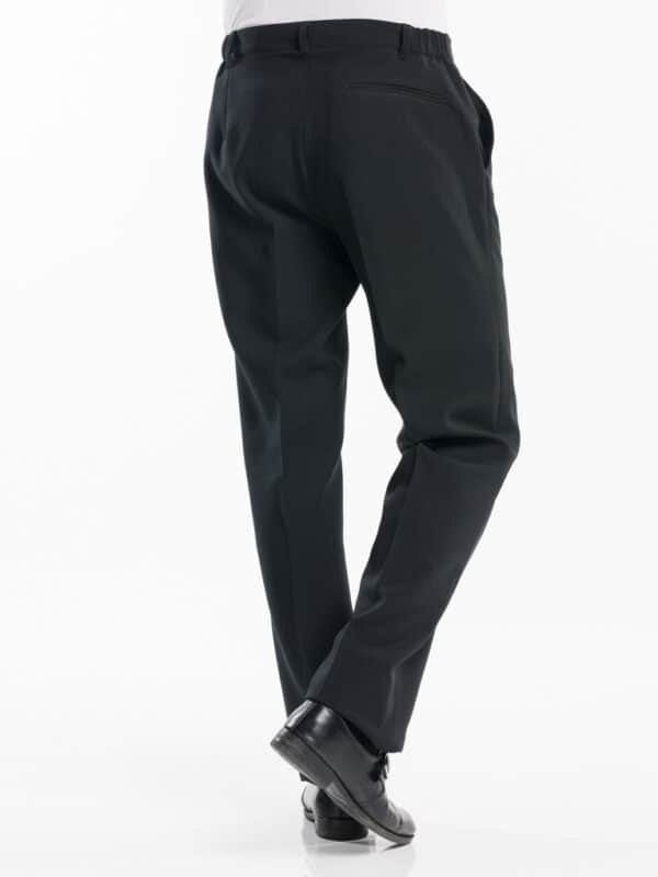 Afbeelding_Chaud Devant Pantalon Heren Zwart_achteraanzicht