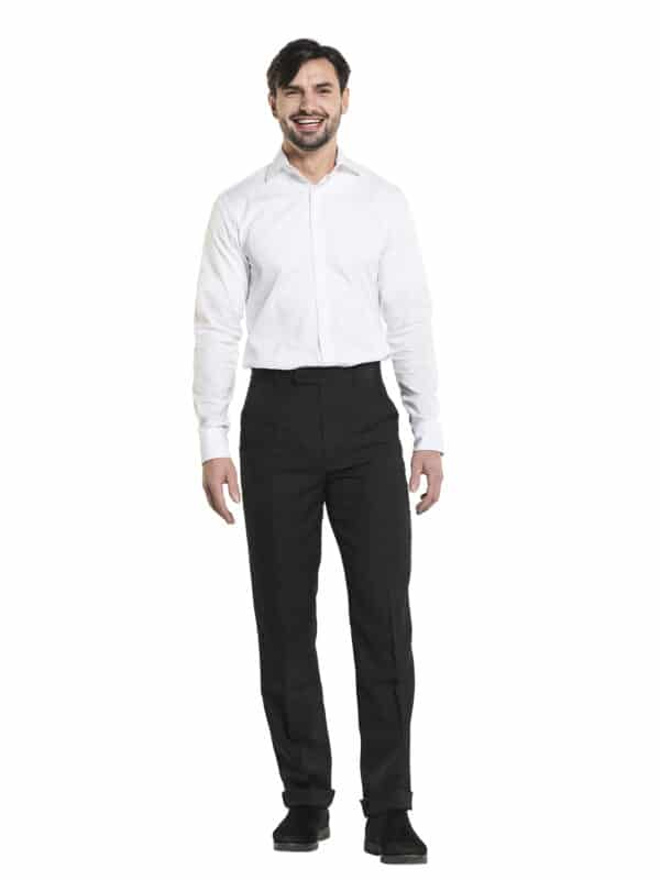 Afbeelding_Chaud Devant Pantalon Heren Zwart_model